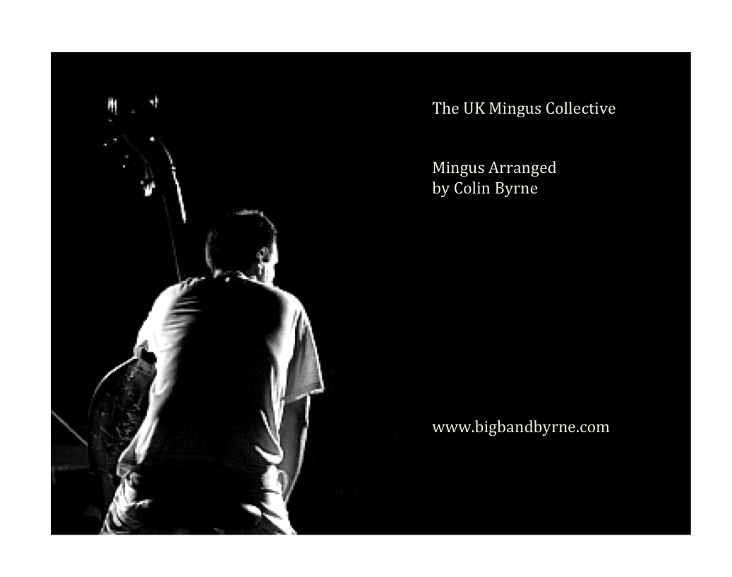The UK Mingus Collective